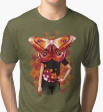 Lepidoptera Tri-blend T-Shirt