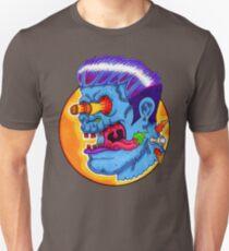 Freaky Frankie (Blue Variant) Unisex T-Shirt