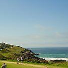 Towan Beach 18.0 - Newquay by clarebearhh