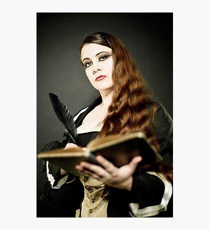 La Belle Dame Photographic Print