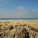 Towan Beach 20.0 - Newquay by clarebearhh