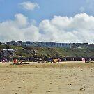 Towan Beach 21.0 - Newquay by clarebearhh