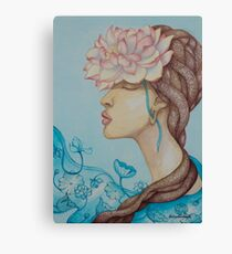 Lotus Dream Canvas Print