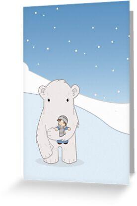 Christmas Yeti 2011 by psygon