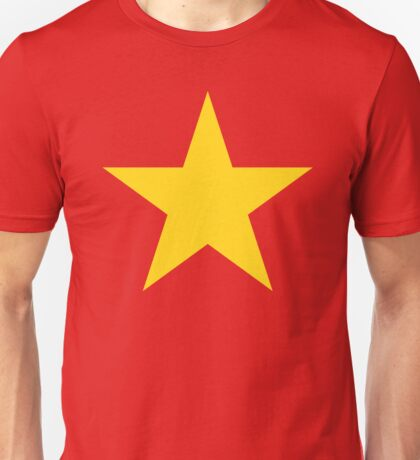Revolution Star Unisex T-Shirt