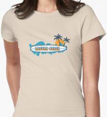 Laguna Beach - California. Women's Fitted T-Shirt
