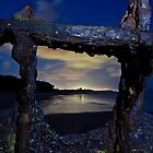 Dicky Beach Coloundra by Steve Bass