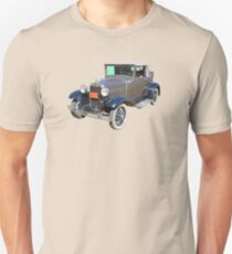 Model A Ford Roadster Convertible Antique Car Unisex T-Shirt