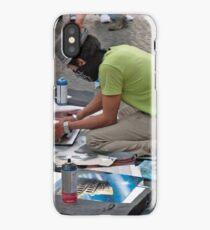 Aerosol Artist iPhone Case/Skin