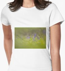 Selective focus on a cluster of Blue lupin (Lupinus pilosus) T-Shirt