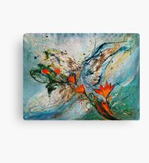 The Angel Wings series #1 Canvas Print
