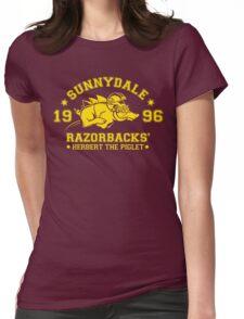 Sunnydale Herbert Womens Fitted T-Shirt