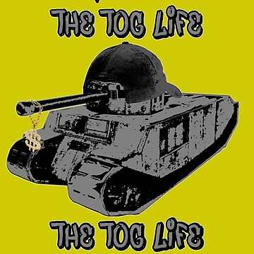 Tog II Tank T shirts by Sevetheapeman