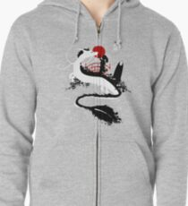 Magical Meeting Zipped Hoodie