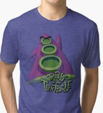 Day of the Tentacle (Distressed) Tri-blend T-Shirt