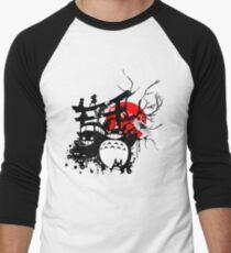 Japan Spirits Men's Baseball ¾ T-Shirt