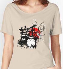 Japan Spirits Women's Relaxed Fit T-Shirt