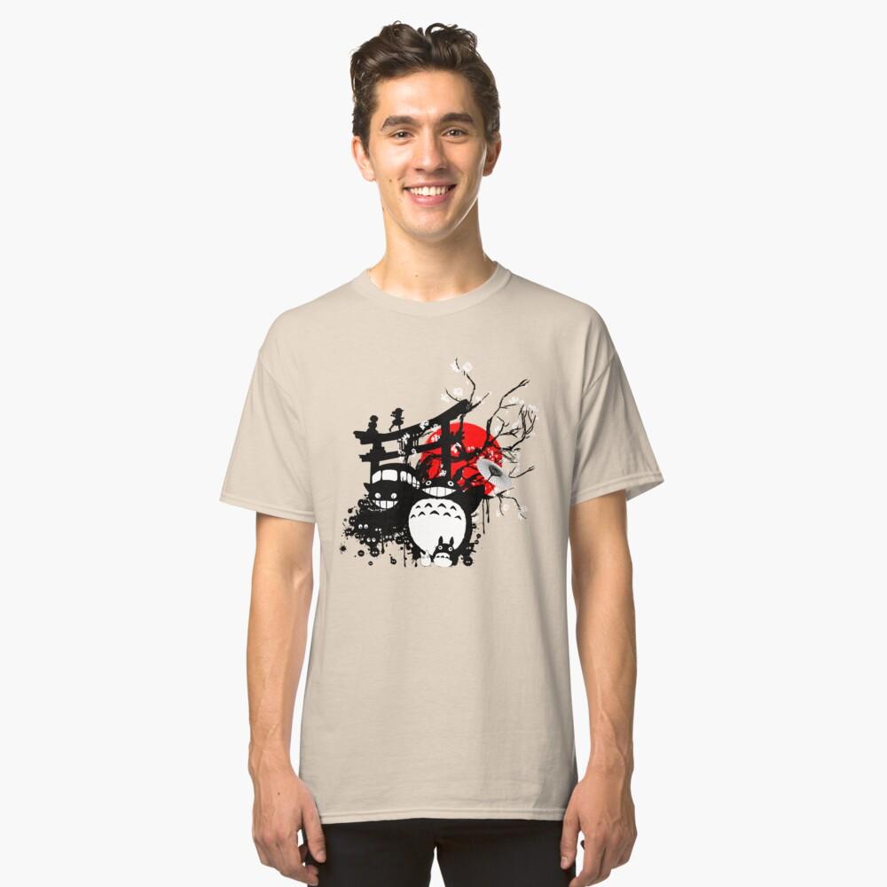 Espíritus de Japón Camiseta clásica