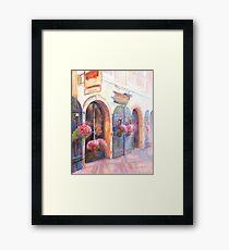David's Europe 4 - Prague Framed Print