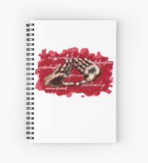 Deltas Spiral Notebook