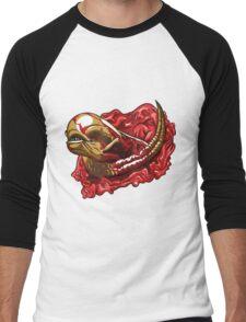 Chestburster 2 Men's Baseball ¾ T-Shirt