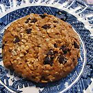 Crunchy Cookie - Tasty Treat by Kathryn Jones