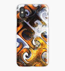Rusty Gnarl iPhone Case