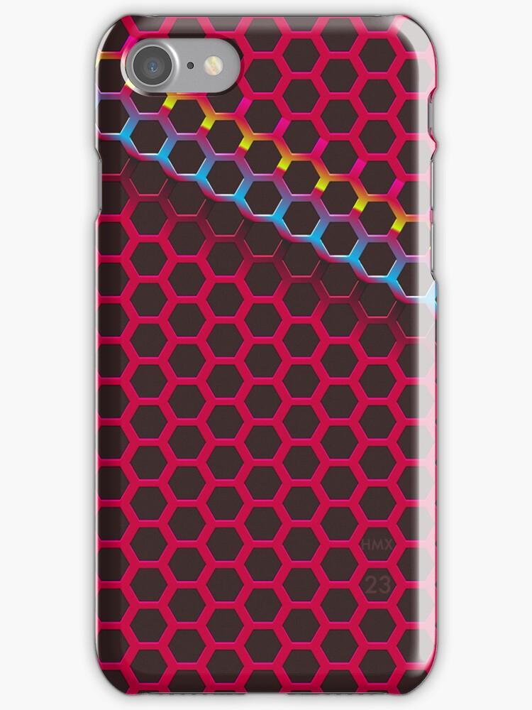 Hexagonal CMYK by hmx23