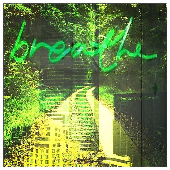 Breathe by Aaron Davis