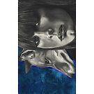 'Fox and Girl' by Valena Lova