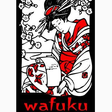 Wafuku Geisha by cerio