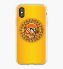 Egyptian god of sun Ra  iPhone-Hülle & Cover