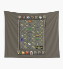 Maxed Skills Wall Tapestry