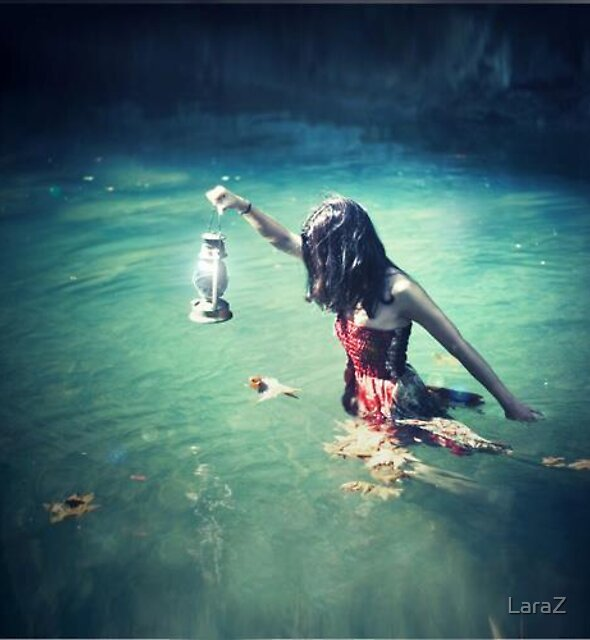 Cold waters by LaraZ