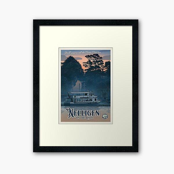 Nelligen Framed Art Print