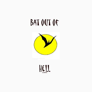 Bat out of hell by michelleduerden