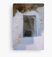 Crete - Stairways to heaven Metal Print