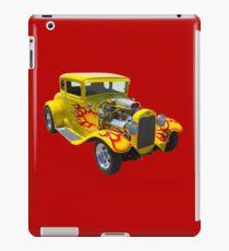 1930 Model A Custom Hot Rod iPad Case/Skin