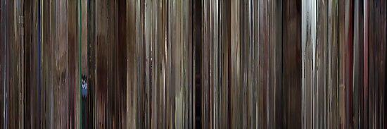 Moviebarcode: Rushmore (1998) by moviebarcode