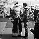 WTF Santa by StamatisGR