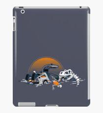 88 Million Years Ago... iPad Case/Skin