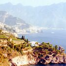 Amalfi's  Cost  by Don Wright