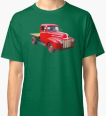 1947 Ford Flat Bed Antique Pickup Truck Classic T-Shirt