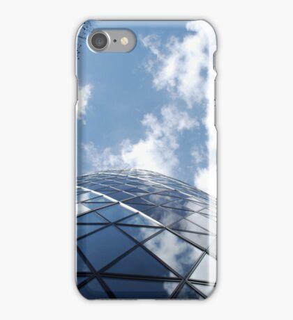 Glass and Sky iPhone Case/Skin