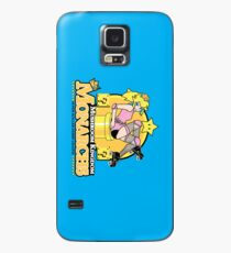 The Mushroom Kingdom Monarchs Case/Skin for Samsung Galaxy