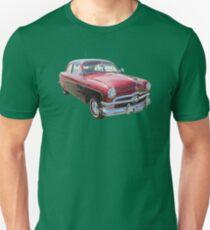 1950 Ford Custom Deluxe Classsic Car Unisex T-Shirt
