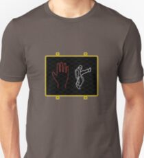 Silly Walk Sign T-Shirt