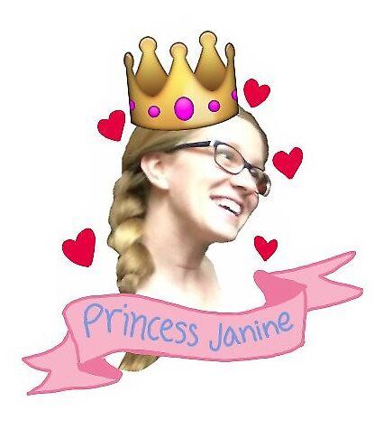 princess janine by sofiasalinas