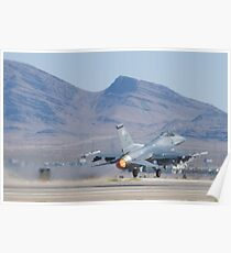#OT AF 88 0420 F-16C Fighting Falcon Poster