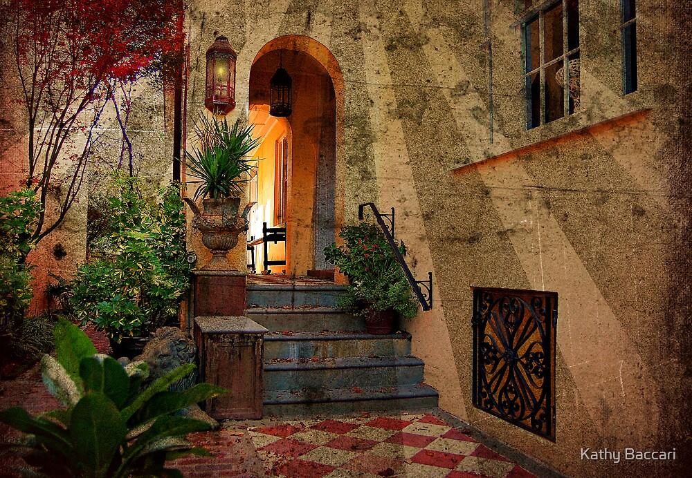 A Charleston Garden by Kathy Baccari